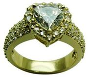 Ювелирные изделия из золота от производителя,  бриллианты (Дубаи)